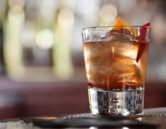 How to Make a Spiced Old Fashioned