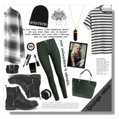 """Paige"" by artistic-biscuit ❤ liked on Polyvore featuring MANGO, Boohoo, Local Heroes, H&M, LOVE SEX MONEY COLLECTION, MAC Cosmetics, Butter London, NYX, Maybelline and Anna Sui"
