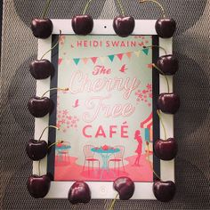 NEW REVIEW - 5 wonderful  for #TheCherryTreeCafe by @Heidi_Swain - http://skysbookcorner.blogspot.ch/2015/08/the-cherry-tree-cafe-by-heidi-swain.html