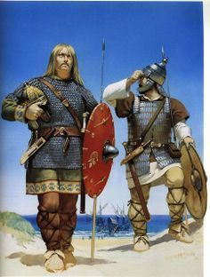 Byzantine Military: The Battle of Tricamarum - The Roman Re-Conquest of North Africa