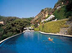 Hotel Splendido. Portofino, Italy