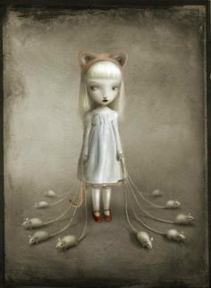 ☆ By Artist Nicoletta Ceccoli ☆