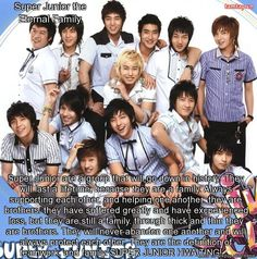 Super Junior Family | allkpop Meme Center