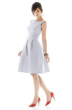 Alfred Sung D448 Bridesmaid Dress | Weddington Way