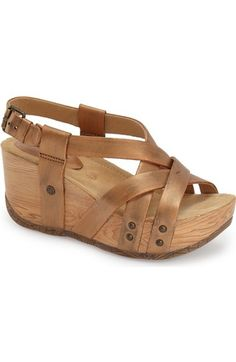 71b14742b558 Bussola  Orly  Wedge Sandal (Women) Slingback Sandal
