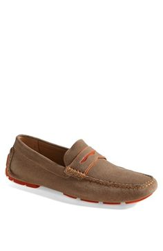 1901 'Miami' Suede Driving Shoe | Nordstrom