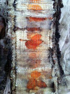 India Flint - weaving a path