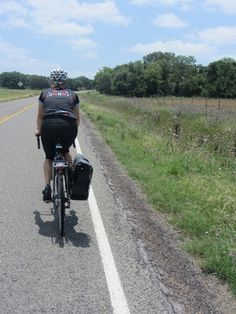 Biking and Texas Wineries
