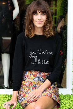 Alexa Chung Style - Alexa Chung's Best Looks - Elle
