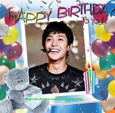 "nice [Project #5] Kim Hyun Joong's ""Postcard Birthday Wishes"""