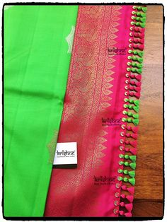 Designer Saree Kuchu Designer Saree Tassel / Kuchu / Latkans / Potli from Krishne Tassels Saree Tassels Designs, Saree Kuchu Designs, Silk Saree Blouse Designs, Mehndi Designs, Hand Designs, Patch Work Blouse Designs, Fancy Blouse Designs, Bridal Blouse Designs, Legs Mehndi Design