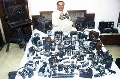 Dilish Parekh Gives 'Camera Junkie' a Whole New Meaning