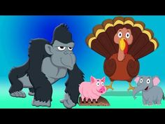 Animali suono canzone | Filastrocche per bambini | Learn Animals | Kids Learn | Animal Sound Song - YouTube Sound Song, Canti, Kids Learning, Bowser, Songs, Girls, Youtube, Animals, Fictional Characters
