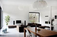 Impresionante casa de madera ideal para amantes del diseño. A 25 minutos del centro de #Berlin