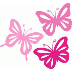 Silhouette Design Store - Search Designs : monogram butterfly