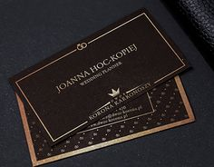 """Check out new work on my @Behance portfolio: """"bussines card with hotstamping for wedding planer"""" http://be.net/gallery/57140981/bussines-card-with-hotstamping-for-wedding-planer"""
