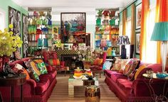 Bohemian style often resembles some cool Eastern interiors. Checkout our latest collection of 25 Awesome Bohemian Living Room Design Ideas and get inspired.