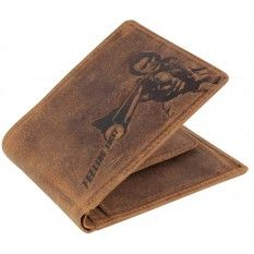 "Mustard Dirty Harry ""Feeling Lucky"" Wallet"