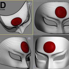 Katana-3d-printable-Mask-model-Suicide-Squad-cospolay-by-do3d-com