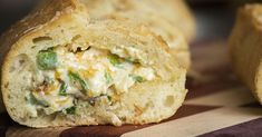 The next time you consider serving a dish with a side of garlic bread, try this recipe instead!