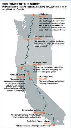 One woman's journey to the brink of what's possible on the Pacific Crest Trail.