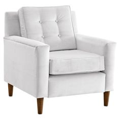 Offer guests a comfortable seat with this chic essential, an eye-catching addition to your fashionable abode.     Product: Chair