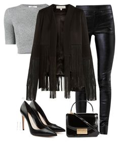 """""""Untitled #1037"""" by bellax0x on Polyvore featuring Helmut Lang, Valentino, Galvan, Alexander McQueen, Tory Burch, Bling Jewelry and ChloBo"""