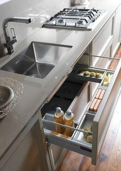 Kitchen Cabinets Organization Ideas You Must Know; Kitchen Cabinets Organization… Kitchen Cabinets Organization Ideas You Must Know;