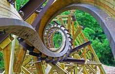I am so super excited to try Silver Dollar City's newest roller coaster, coming next spring!