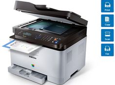 Samsung Xpress SL-C460FW Driver Printer Download