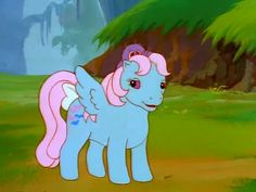 My Little Pony Friends, Vintage My Little Pony, Cartoon Girls, Cute Cartoon, Original My Little Pony, Mini Pony, Rainbow Brite, Gen 1, Old Cartoons