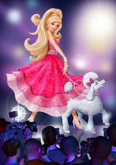 Barbie Fashion - Corey Wolfe
