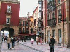 Gijon. Asturias. Spain. I have walked these roads....me too!!!!!!!!