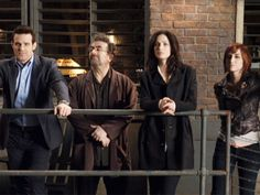 Anything is possible at Warehouse 13.