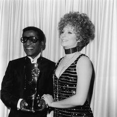 Sammy Davis Jr , Barbra Streisand