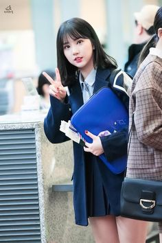 Kpop Girl Groups, Korean Girl Groups, Kpop Girls, Snsd, Jung Eun Bi, Cloud Dancer, G Friend, Daughter Of God, Kpop Outfits
