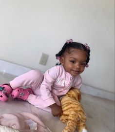 Cute Mixed Babies, Cute Black Babies, Black Baby Girls, Beautiful Black Babies, Cute Little Baby, Pretty Baby, Mom And Baby, Beautiful Children, Little Babies