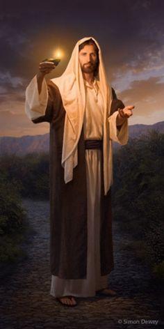 Jesus....The light of the world