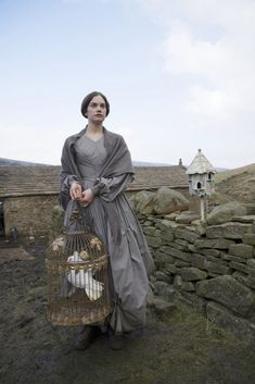 """pinner said, """"Jane Eyre. For all her faults, I think Jane Eyre is still one of the best female characters - or characters, period - ever created. Jane Austen, Charlotte Bronte, Elizabeth Gaskell, Tracy Chevalier, Tomas Moro, Jane Eyre 2006, Best Period Dramas, Period Movies, Ruth Wilson"""