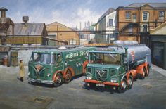 Foden S20 and S40 » Transport Artist