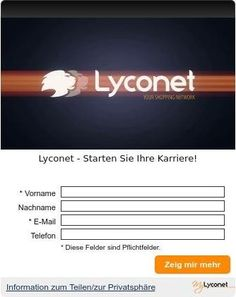 Lyconet - Start your career! How To Make Money, Reading, Fate, English, Business, Books, Shopping, Libros, Word Reading