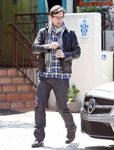 Days after the Mad Men season 6 premiere party, Jon Hamm picked up coffee in L.A. March 23.