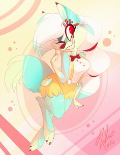 Vivziepop! This is probably one of my favourite one of her artworks!
