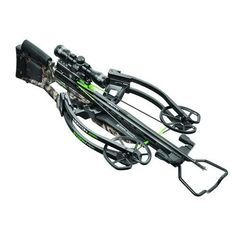 Storm RDX Package - with 4x32mm Scope, Arrows-Quiver, Dedd Sled 50, Mossy Oak Treestand