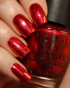 OPI The Show Must Go On (got it)