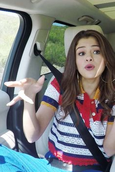 Leave It to Selena Gomez to Wear the Most Perfect Summer Outfit on Carpool Karaoke
