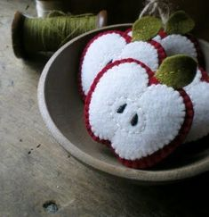 Image result for felt fishing ornaments