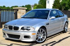 Car brand auctioned:BMW: M3 Base Coupe 2-Door 2003.5 Car model bmw m 3 2 owner 6 mt 65 k tiag blk premium xenon oem 19 s nav inspection ii