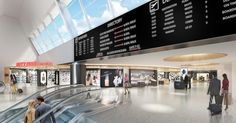 A Sneak Peek At British Airways' New JFK Terminal 7.