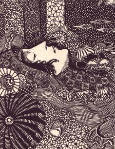Aubrey Beardsley - Illustration - Art Nouveau